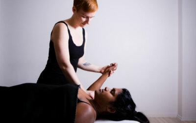 Pulserende massage og kropsterapi